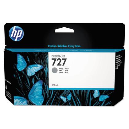 HP 727 B3P24A Original Gray Ink Cartridge High Yield 130ml