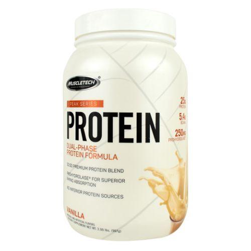 Peak Series Protein Vanilla 2 lbs by Muscletech