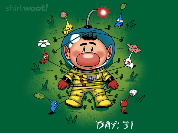 Olimar's Travels T Shirt