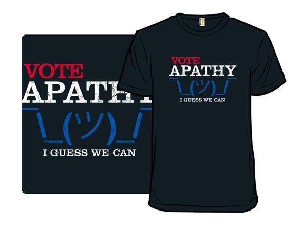Apathetic Together T Shirt