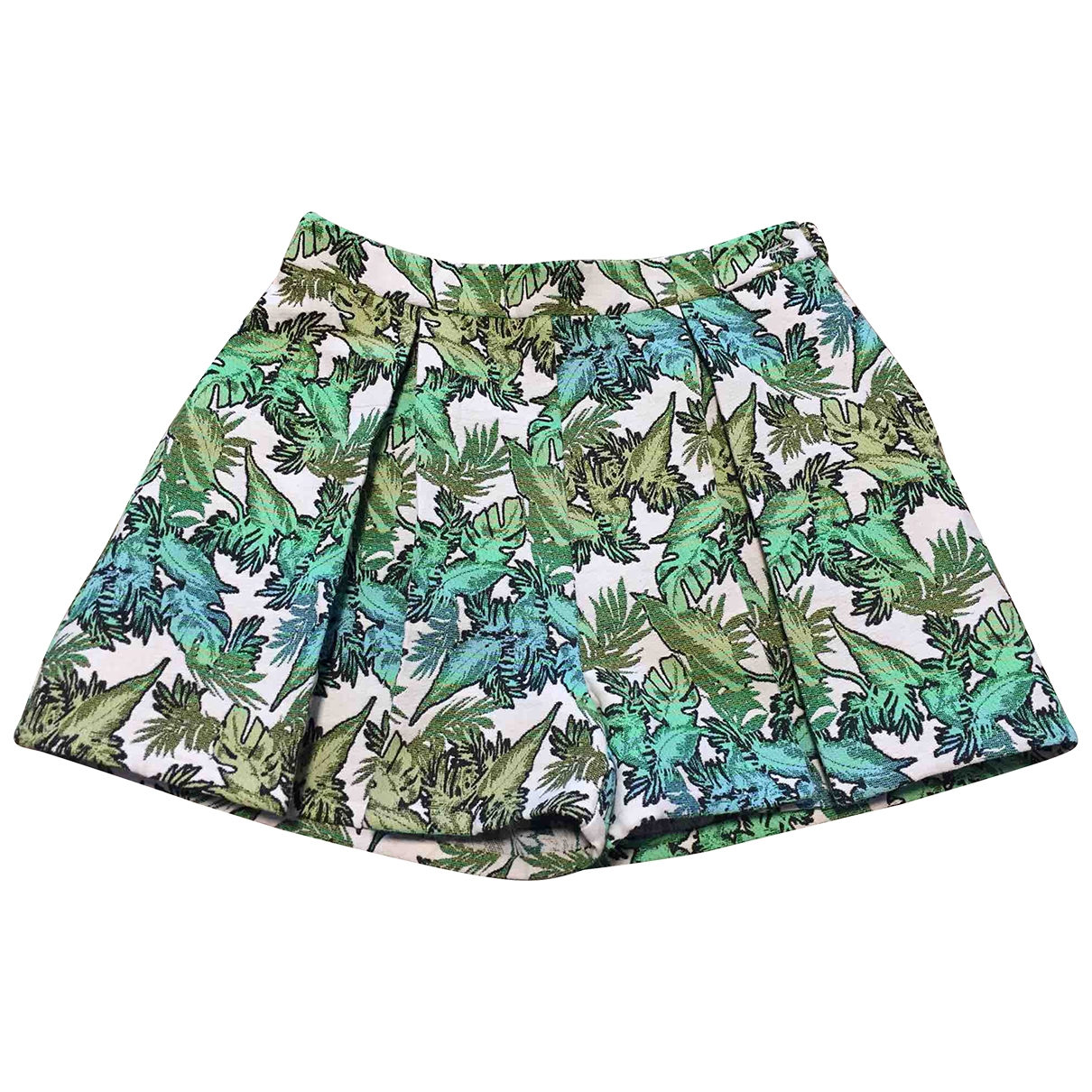 Department 5 \N Green Cotton Shorts for Women S International
