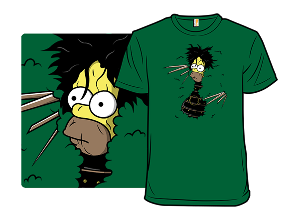 H. Scissorhands! T Shirt