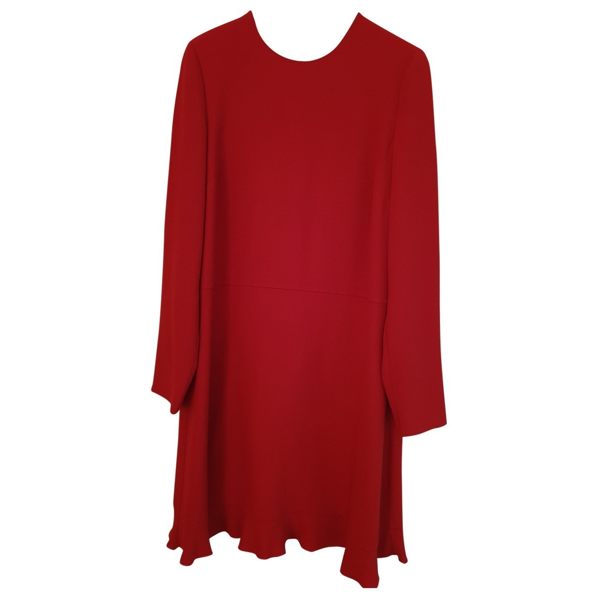 Red Valentino Garavani \N Red dress for Women 40 IT