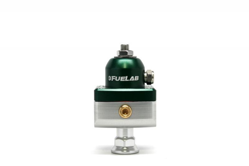 Fuelab 57504-6 CARB Fuel Pressure Regulator, Blocking Style, Mini