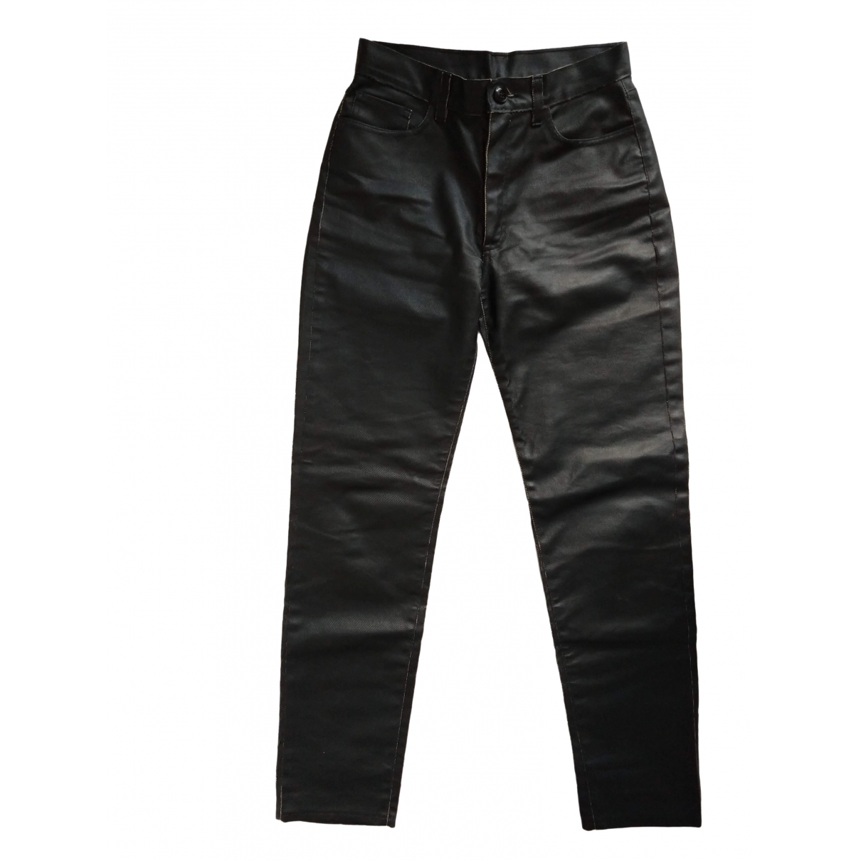 Non Signé / Unsigned \N Black Jeans for Women 29 US