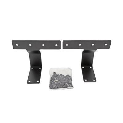Dee-Zee LE Style Push Bumper Bracket Kit - DEELE1260