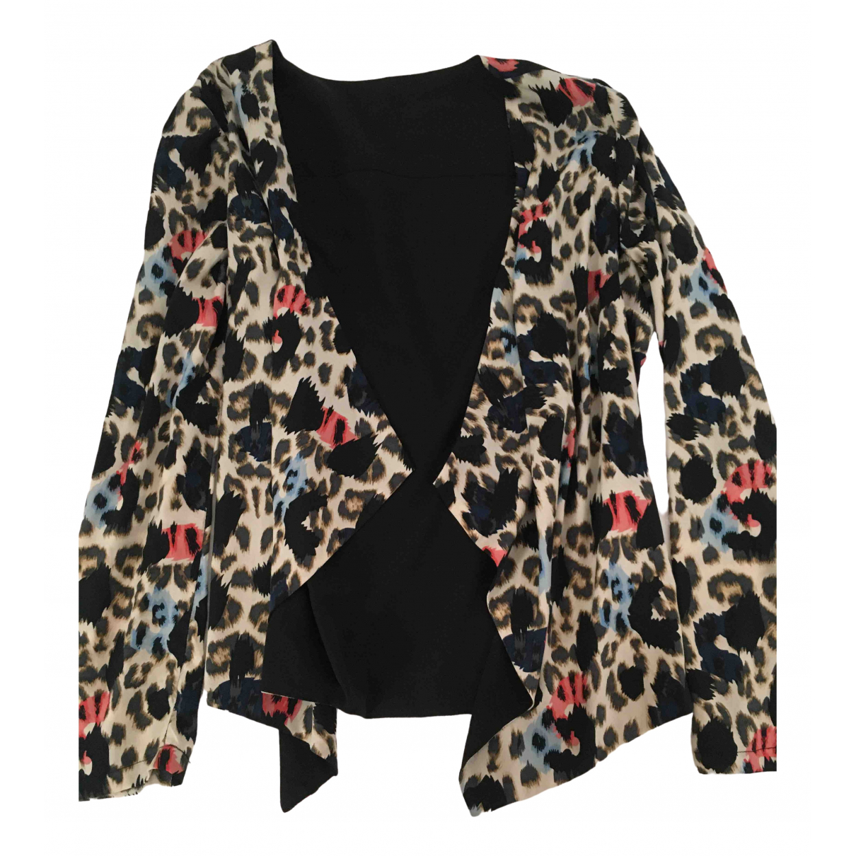 Non Signé / Unsigned \N Multicolour jacket for Women 38 FR