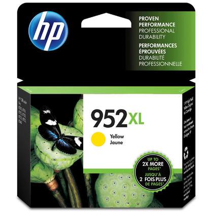 HP 952XL L0S67AN Original Yellow Ink Cartridge High Yield