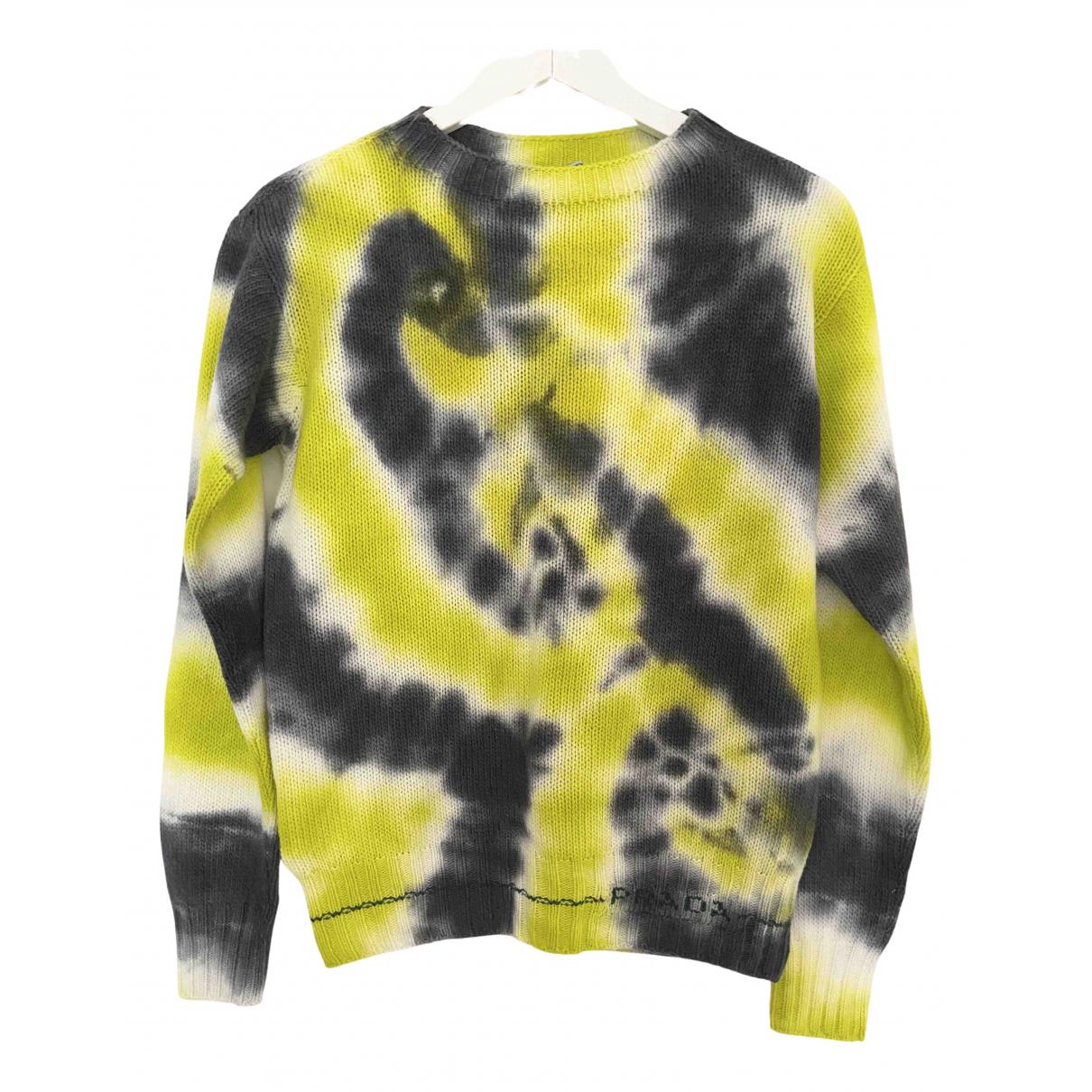 Prada \N Green Wool Knitwear for Women 38 IT
