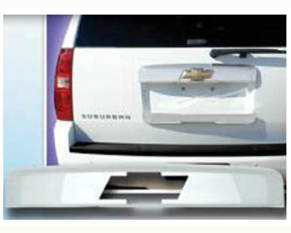 Quality Automotive Accessories License Bar Trim Chevrolet Suburban 2009
