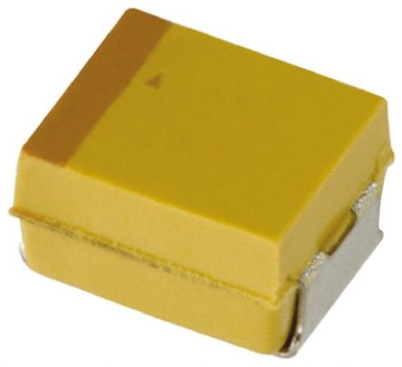 AVX Tantalum Capacitor 68μF 6.3V dc Polymer Solid ±20% Tolerance , TCJ