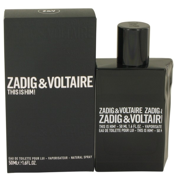 Zadig & Voltaire - This Is Him : Eau de Toilette Spray 1.7 Oz / 50 ml