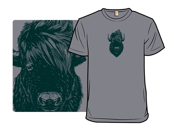 Mohawk Buffalo T Shirt