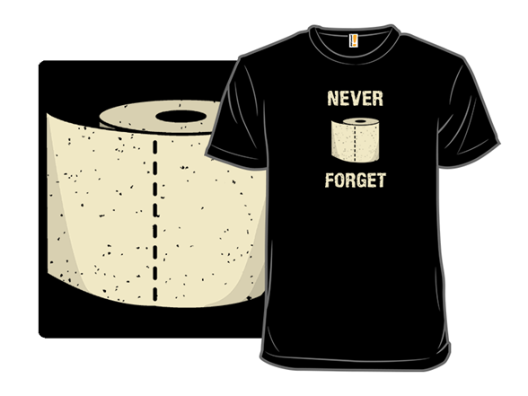 Tp Never Forget T Shirt