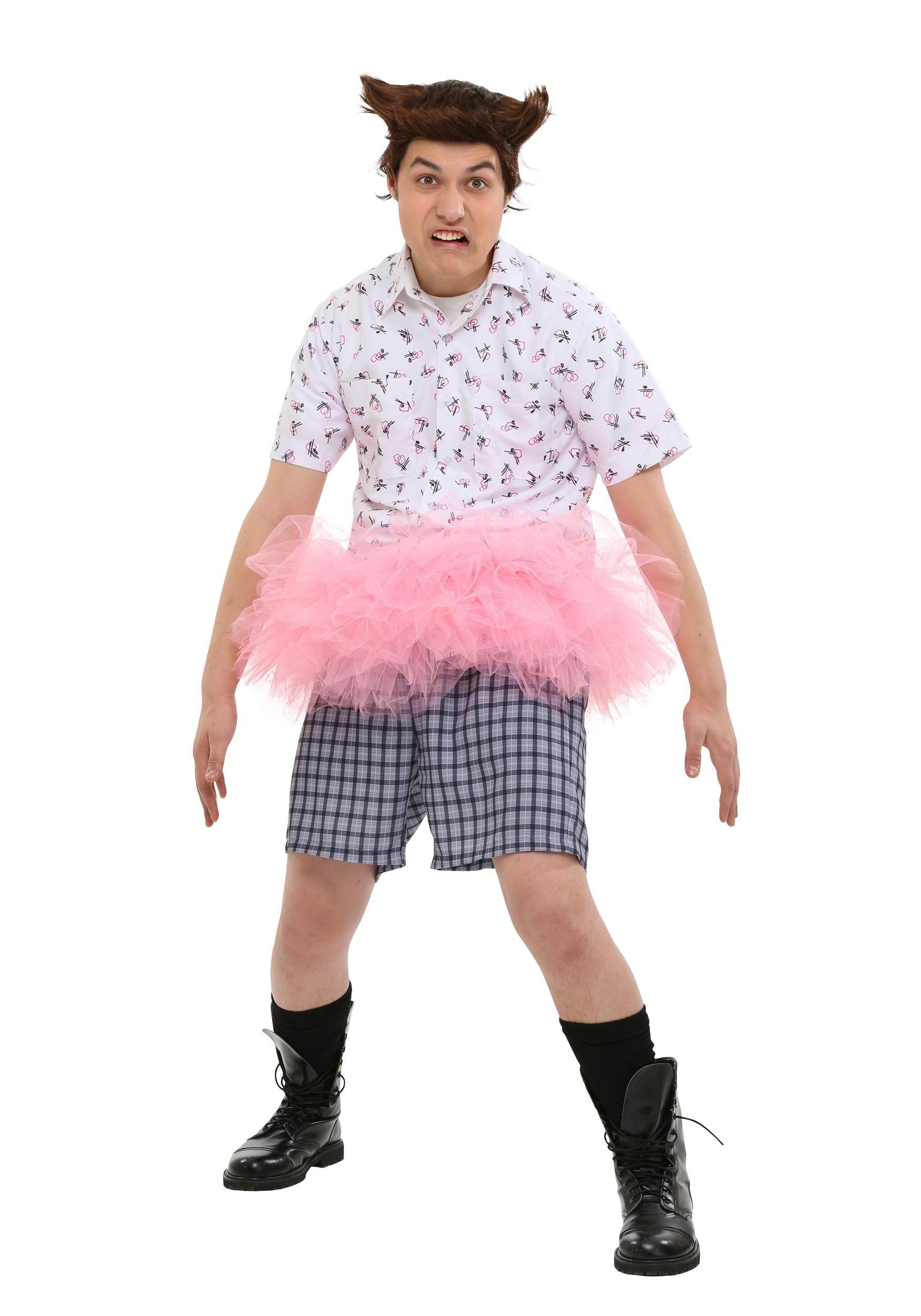 Ace Ventura Tutu Costume for Men