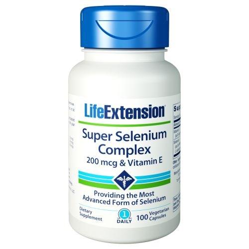 Super Selenium Complex 100 vcaps by Life Extension