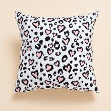 Leopard Print Cushion Cover Without Filler