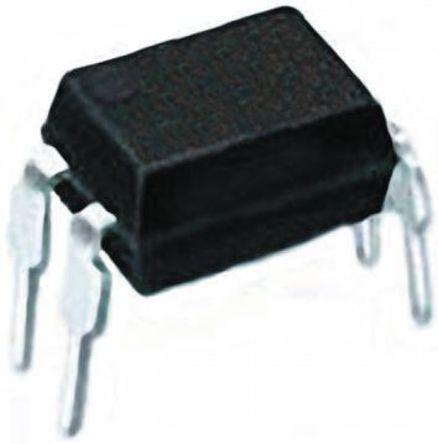 Vishay , SFH617A-3 DC Input Phototransistor Output Optocoupler, Through Hole, 4-Pin PDIP (10)