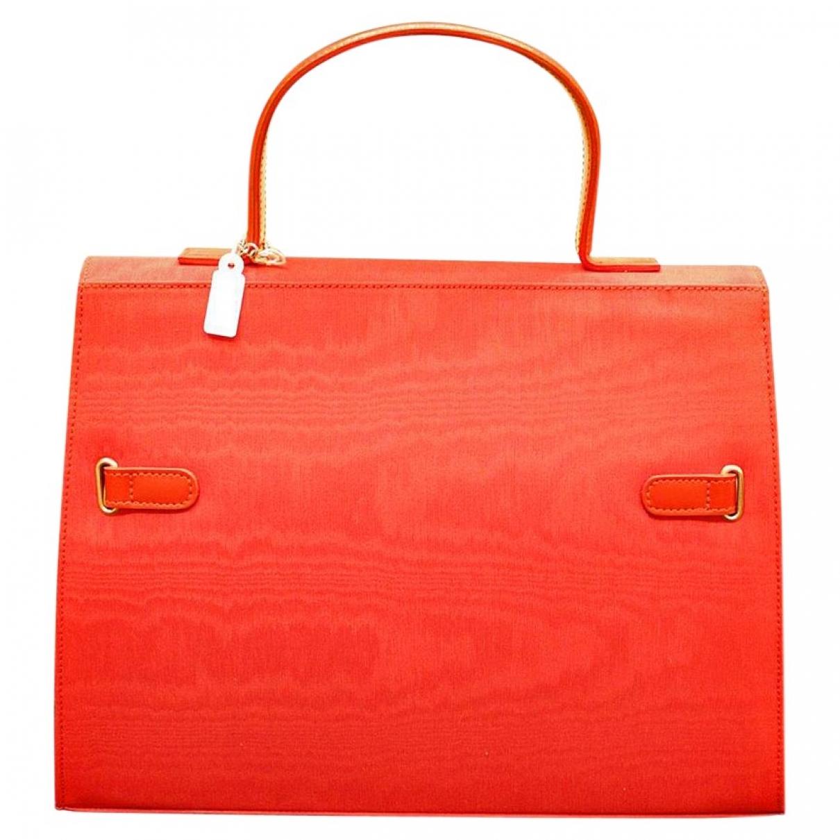 Carlo Zini \N Red handbag for Women \N