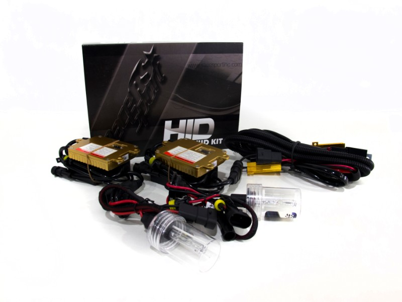 Race Sport Lighting VS-DART1314-5K 9006 HID 5K Complete Kit Dodge Dart 13-16