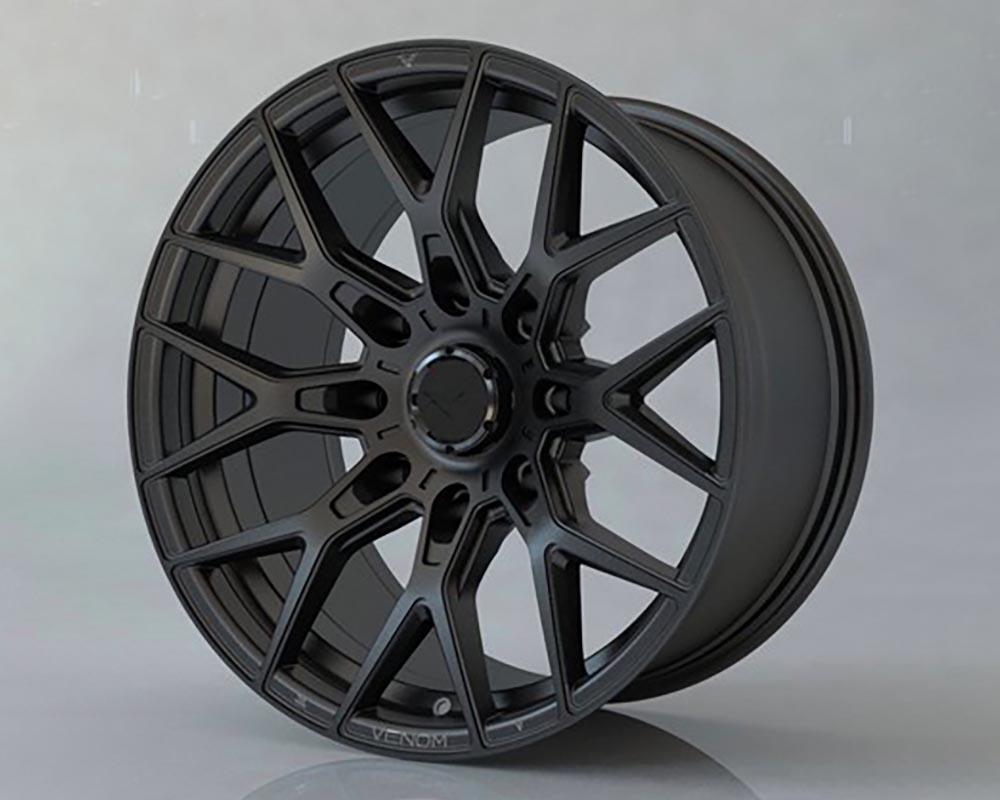 VENOMREX VR801.20010.8165.-25D.121.CG VR801 Wheel 20x10 8x165 -25mm Carbon Graphite