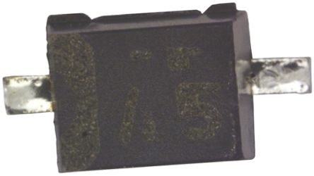 ROHM , 3.6V Zener Diode 3% 200 mW SMT 2-Pin SOD-323F (100)