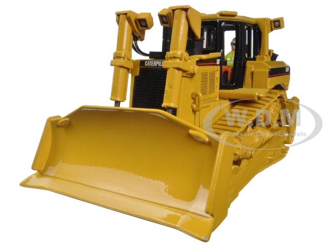 CAT Caterpillar D8R Series II Track Type with Operator