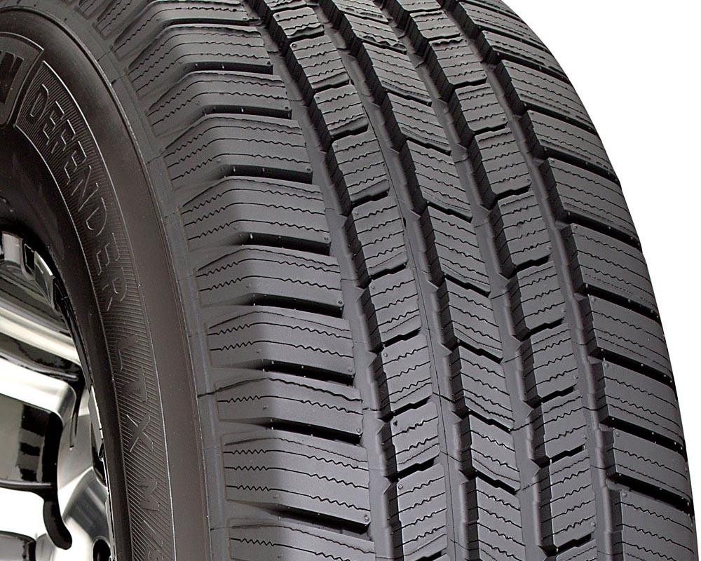 Michelin 17887 Defender LTX M/S Tire 235/65 R18 106T SL BSW