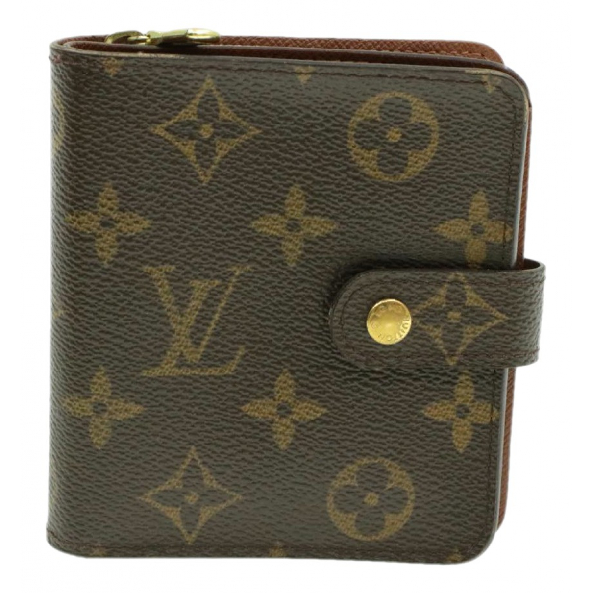 Louis Vuitton N Brown Cloth wallet for Women N