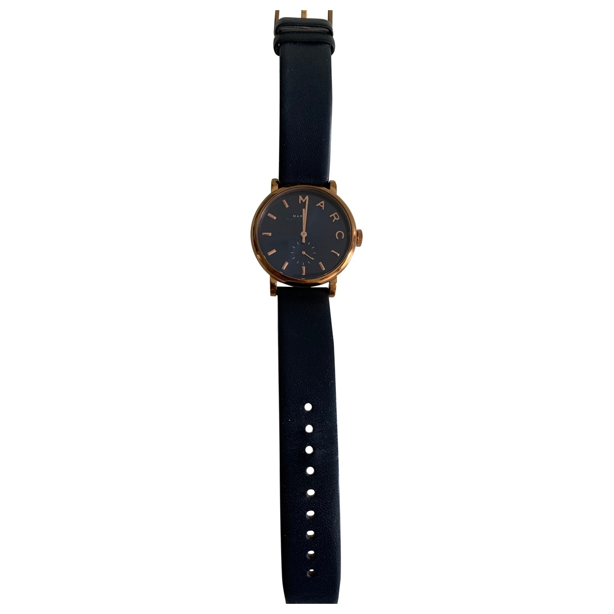 Marc By Marc Jacobs \N Blue Steel watch for Women \N