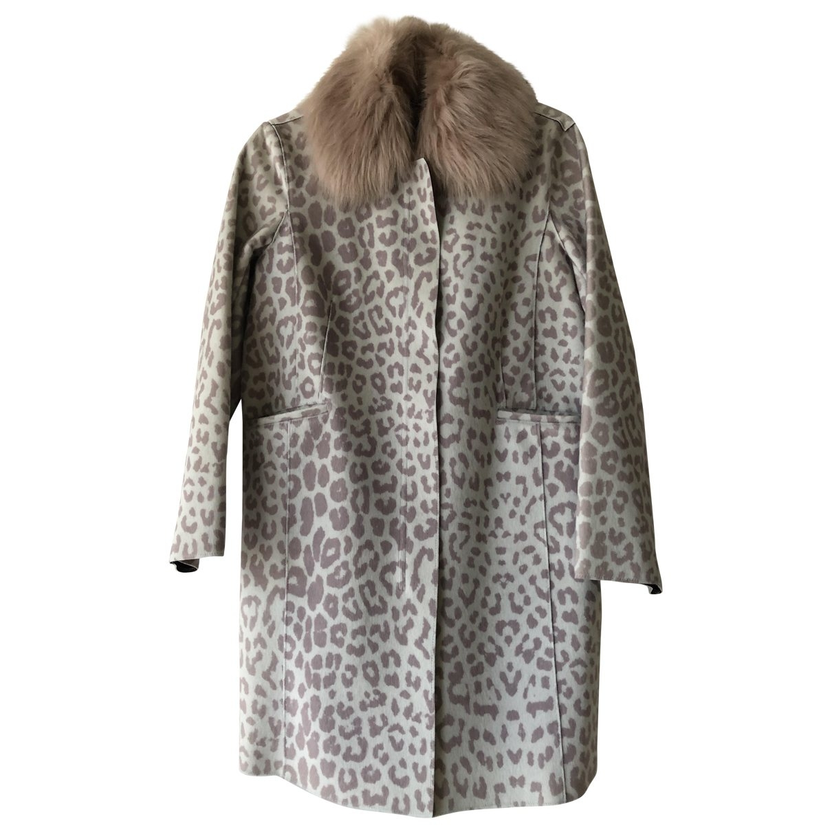 Max & Co \N Multicolour coat for Women 40 IT