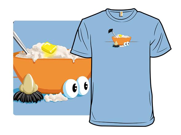 Rest In Butter T Shirt
