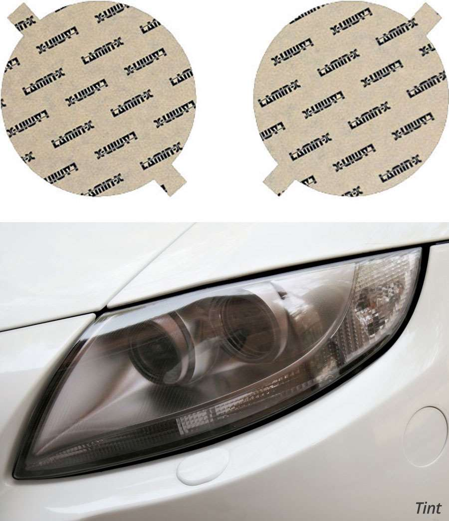 BMW 3-Series 82-91 [EURO spec] Tint Headlight Covers Lamin-X B006ET