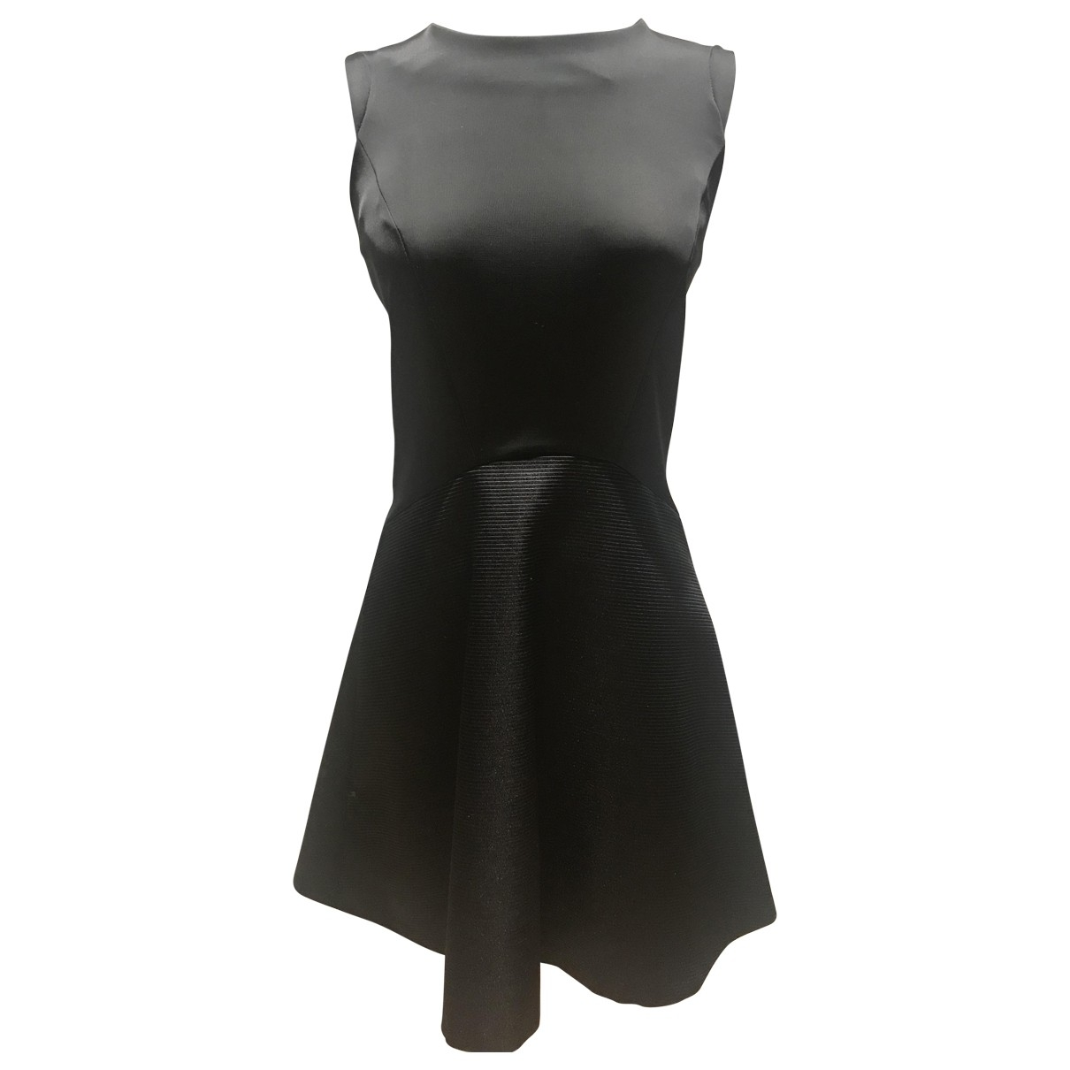 Sandro \N Black dress for Women 36 FR