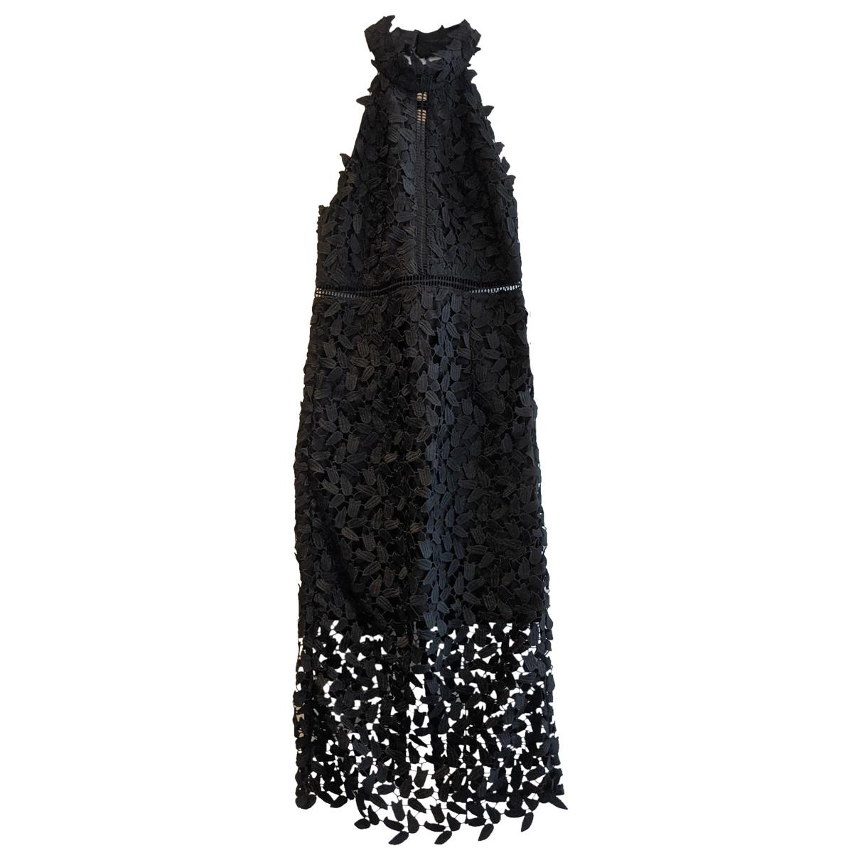 Brigitte Bardot \N Black dress for Women 8 UK