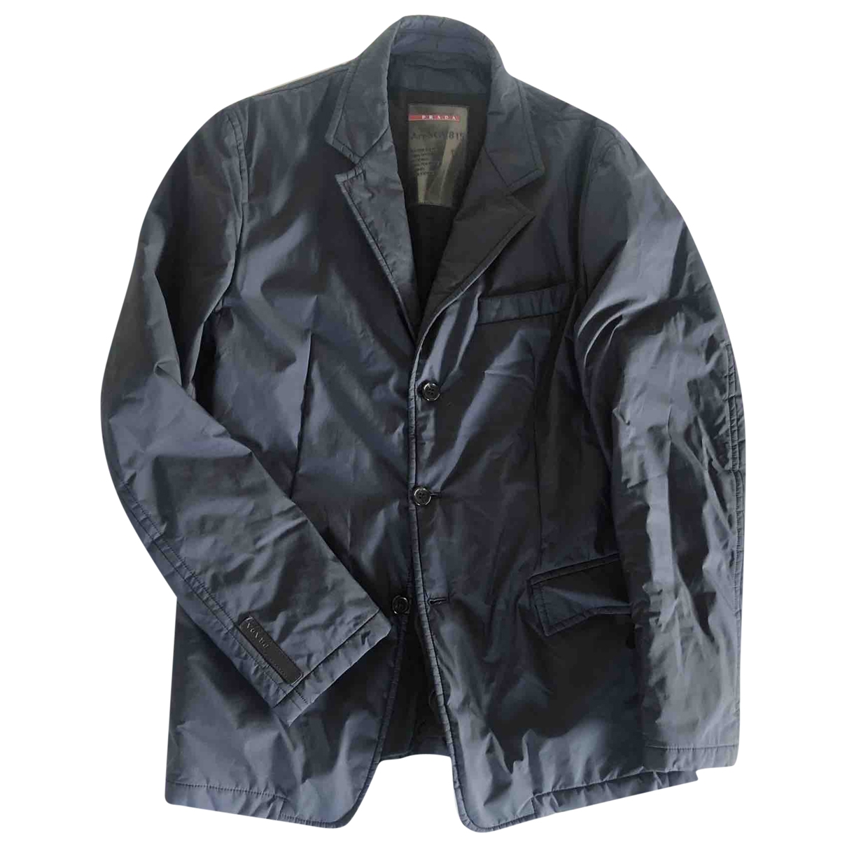 Prada \N Blue jacket  for Men 52 IT