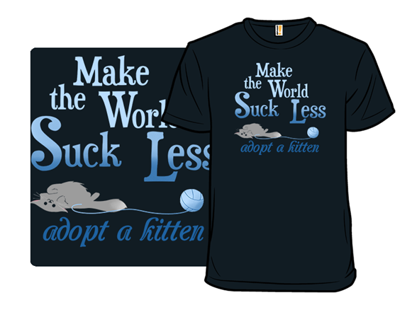 Easy Way To Make A Better World T Shirt
