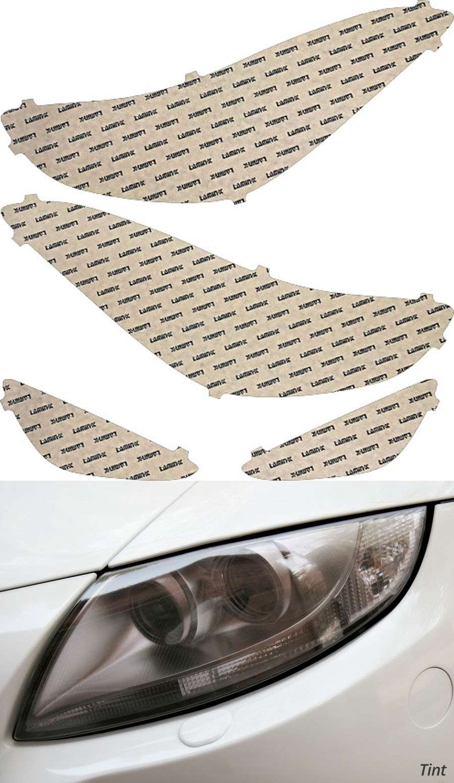 Hyundai Elantra Coupe 13-14 Tint Headlight Covers Lamin-X HY024T