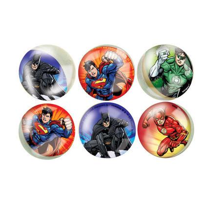Justice League 6 Bounce Balls Pour la fête d'anniversaire