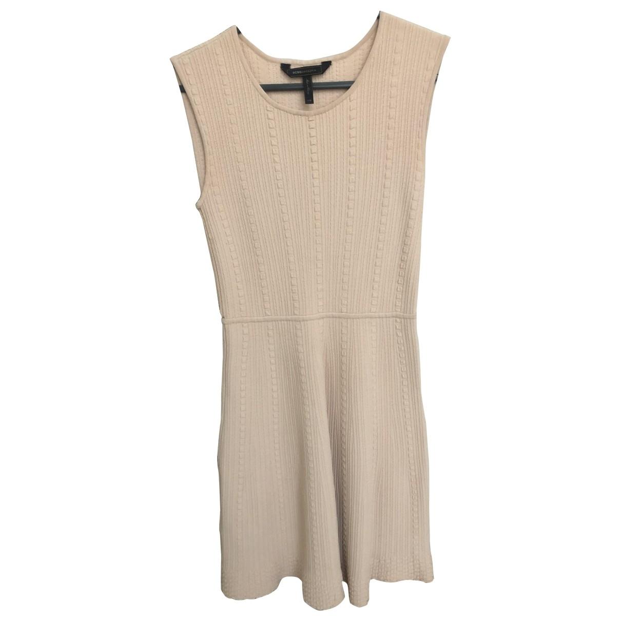 Bcbg Max Azria \N Pink dress for Women 34 FR
