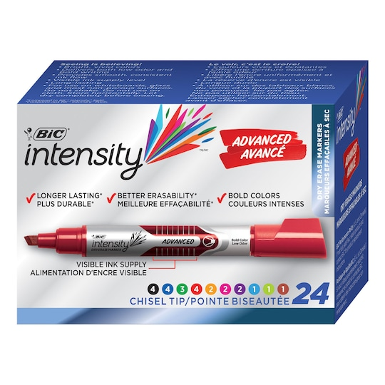 Bic® Intensity Advanced Dry Erase Value ct | Michaels®