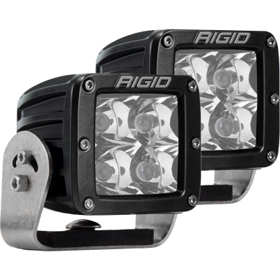 Rigid Industries D-Series Dually HD Spot LED Light - 222213