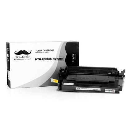 Compatible HP LaserJet Pro MFP M428m cartouche toner noir (sans puce) de Moustache, haut rendement