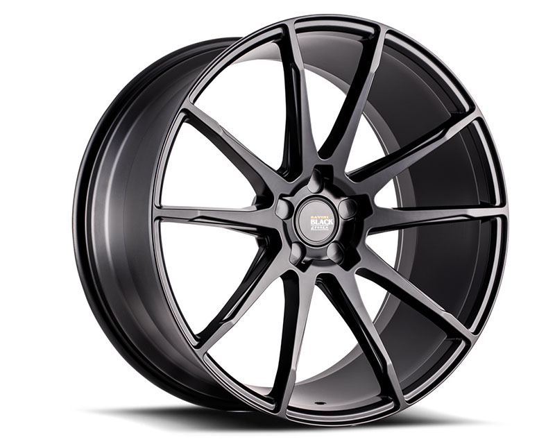 Savini BM12-22105520B1579 di Forza Matte Black BM12 Wheel 22x10.5 5x120 15mm