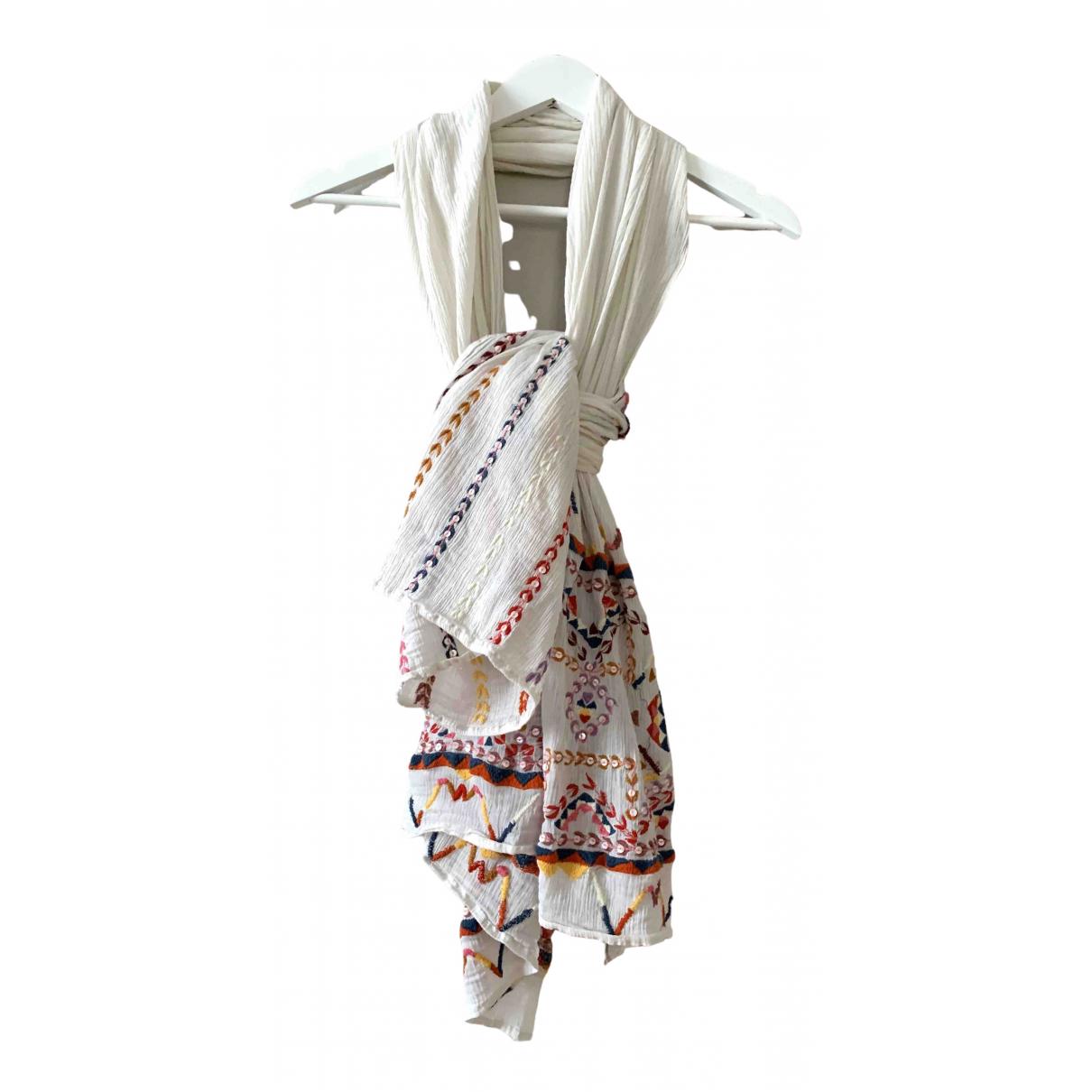 Antik Batik \N Cotton Silk handkerchief for Women \N