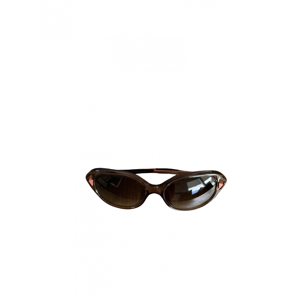 Dior \N Anthracite Sunglasses for Women \N