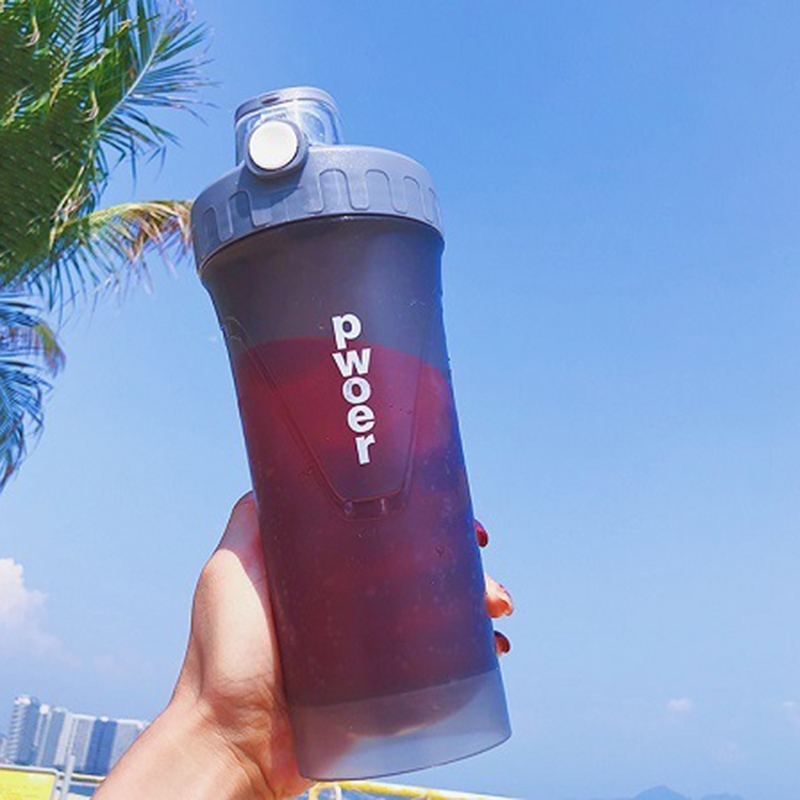 Ericdress Milk Sport Summer Color 650ml Water Bottle