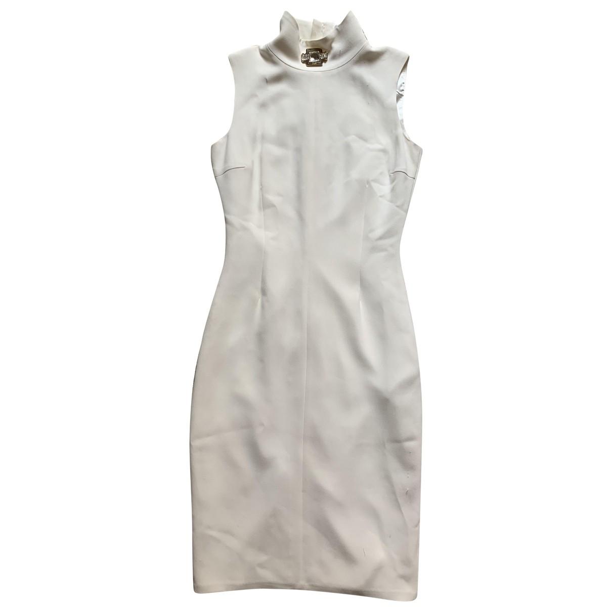 Elisabetta Franchi \N White dress for Women 40 IT