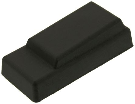 Idec Push Button Boot, for use with Enabling Switch,Black