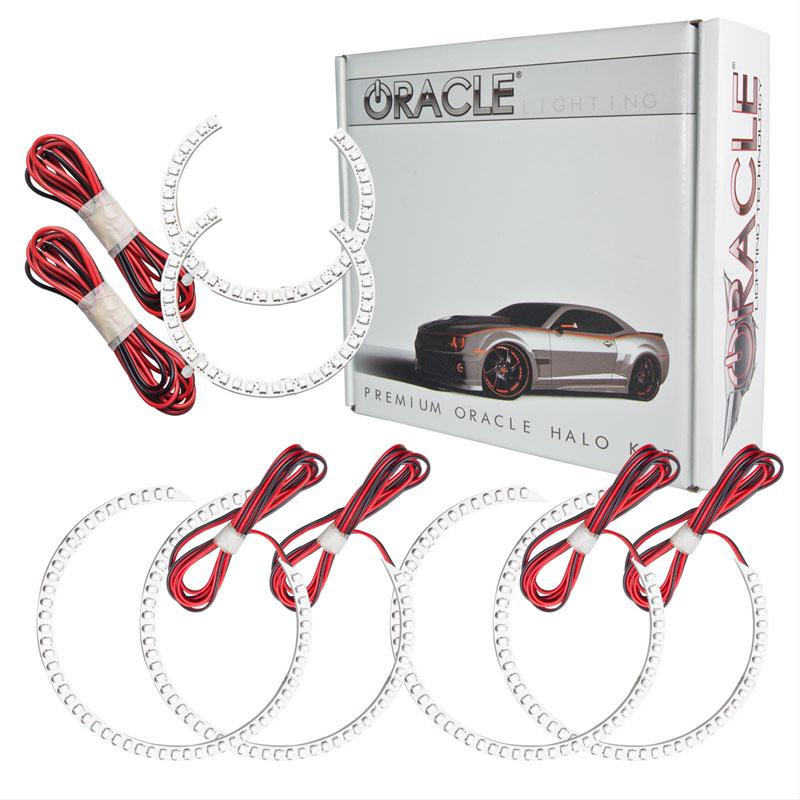 Oracle Lighting 2421-007 Mazda 3 2004-2009 ORACLE LED Halo Kit
